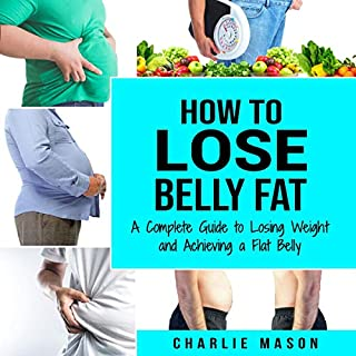 How to Lose Belly Fat audiobook cover art