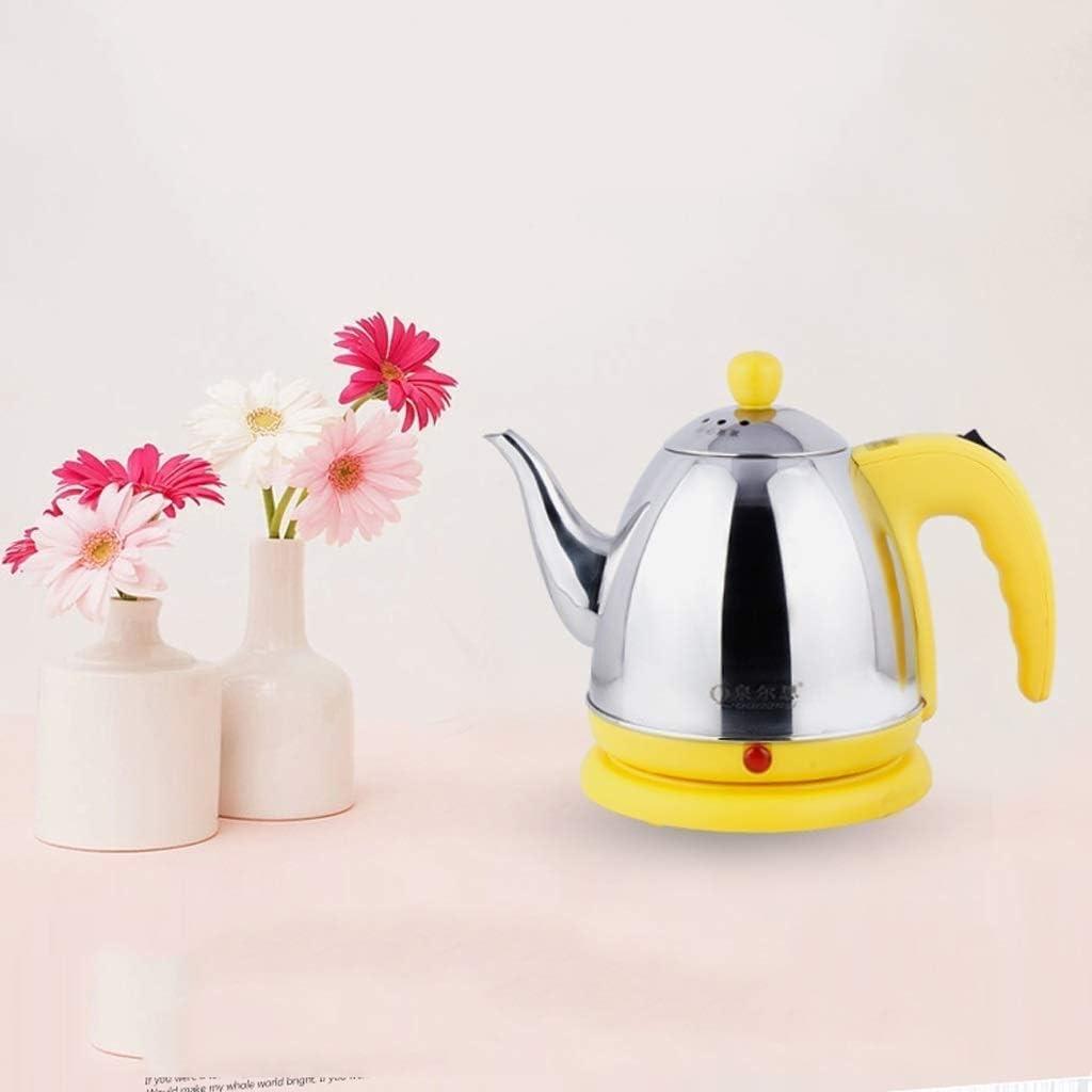 WZHZJ Bouilloire électrique Contrôle de la température Gooseneck Bouilloire électrique avec, Verser sur Kettle café en Acier Inoxydable Chaudière par (Color : A) B