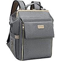 COALA HOLA Waterproof Travel Diaper Bag Backpack