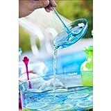 Sagaform Happy Days - Ponchera para sangría (con cucharón), Color Azul
