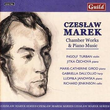 Czeslaw Marek - Chamber Works & Piano Music
