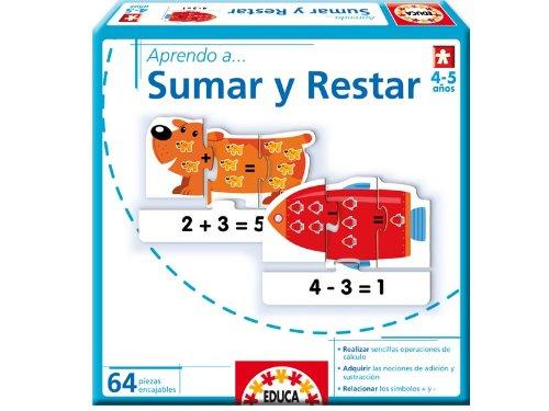Educa Borrs - Aprendo A...Sumar Y Restar (14235)