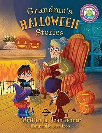 Grandma's Halloween Stories