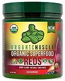 Certified Organic Superfood Reds Powder | Vital Reds...
