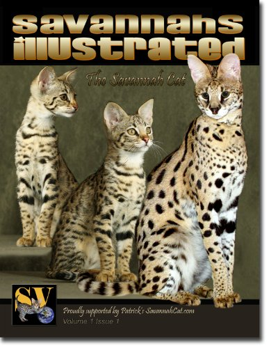 Savannahs Illustrated, The Savannah Cat