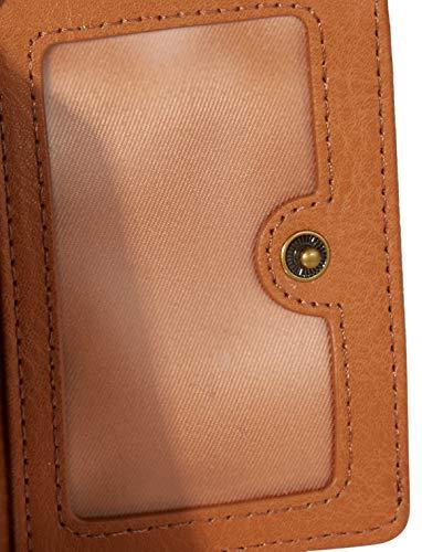 Fossil Women's Logan Leather RFID-Blocking Bifold Wallet 4