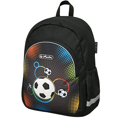 Herlitz 50007967 Motivrucksack Soccer, 1 Stück