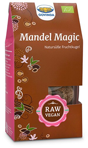 Govinda Bio Mandel-Magic-Kugeln, 120 g