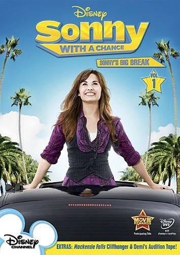 Sonny with a Chance: Sonny's Big Break, Volume 1
