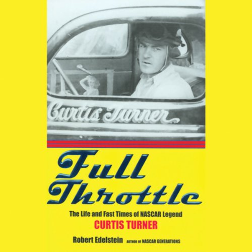 Full Throttle audiobook cover art