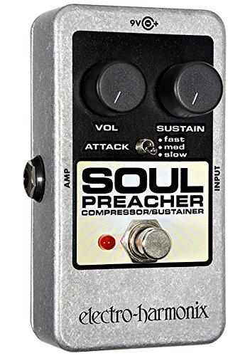 Electro-Harmonix, Pedale Compressore/Sustainer Soul Preacher