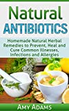 Natural Antibiotics: Homemade Natural Herbal Remedies to Prevent, Heal and Cure Common Illnesses, Infections and Allergies (Natural Remedies Book 1)