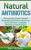 Natural Antibiotics: Homemade Natural Herbal Remedies...