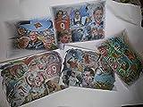5 verschiedene Kunstdrucke mit FC Bayern Legenden -ABER NUR