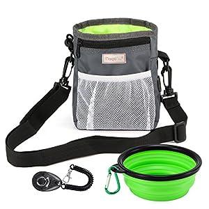 Magicfly Clicker pour chien Clicker training dressage pour animaux Chien education Dog Training Clicker avec bracelet