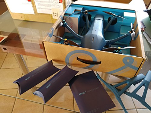 Hexo+ 3D, Drone Inteligente, Azul