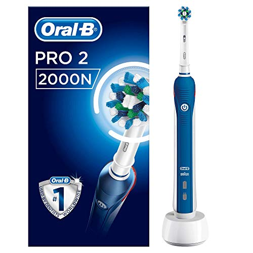 Braun Oral-B Escova de Dentes Pro 2000 Cross Action - D20.513.2M