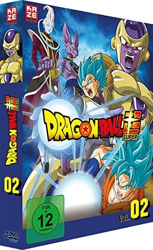 Dragonball Super - TV-Serie - Vol. 2 - [DVD]