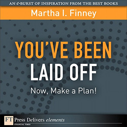 You've Been Laid Off audiobook cover art