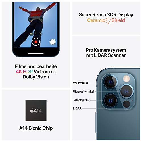 Neues Apple iPhone 12 Pro (512GB) - Graphit