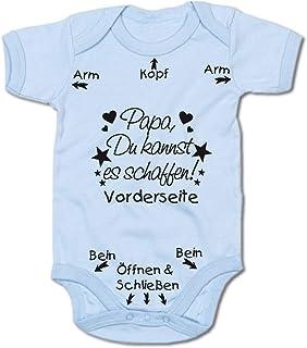 G-graphics Baby Body Papa, Du Kannst es schaffen! 250.0211