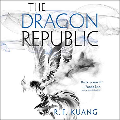 The Dragon Republic Audiobook By R. F. Kuang cover art