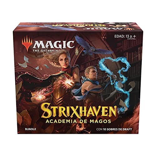 Magic The Gathering - Strixhaven: Academia de Magos Bundle