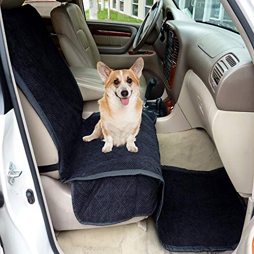 Formosa Covers Padded Dog Car Seat Cover