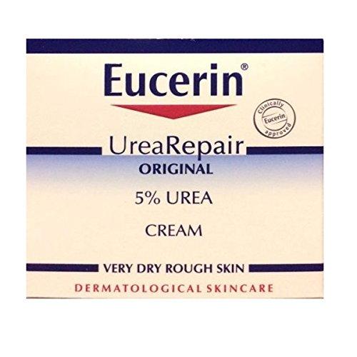 Eucerin Dry Skin Replenishing Cream With 5% Urea...
