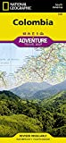 National Geographic Adventure Travel Map Colombia Map: Travel Maps International Adventure Map