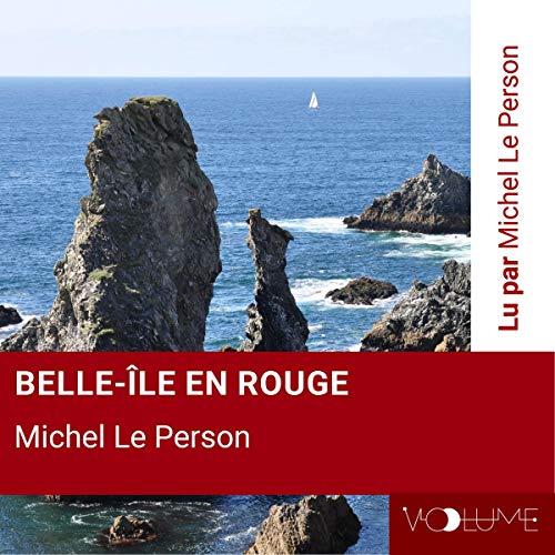 Couverture de Belle-île en rouge