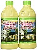Nellie & Joes Juice Key West Lime, 2 Pack (16 ounces)