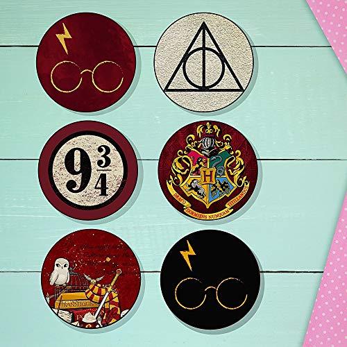 Porta Copo Coleção Harry Potter