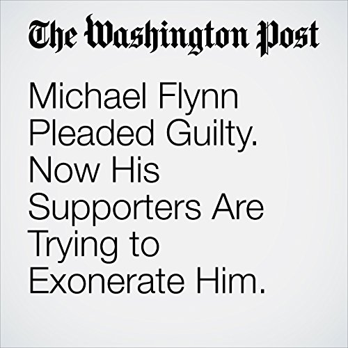 Michael Flynn Pleaded Guilty. Now His Supporters Are Trying to Exonerate Him. copertina