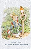The Peter Rabbit Notebook: Notebook, notepad, tablet, scratch pad, pad, gift booklet, Beatrix Potter, birthday, christmas, easter, present