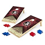 Best Ideal Cornhole Game Sets - Wild Sports Florida State Seminoles NCAA Cornhole Outdoor Review