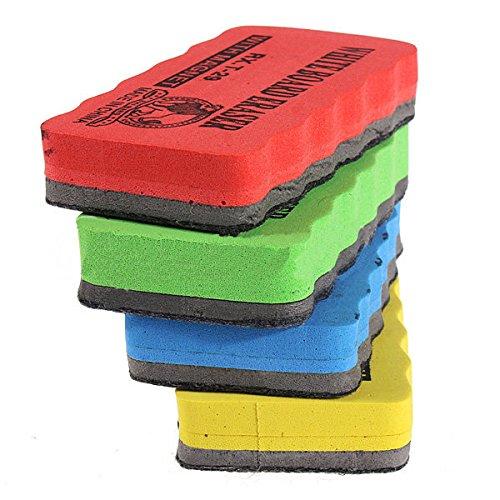 Bazaar School Office Magnetische Droog Veeg Whiteboard Cleaner Gum Borstel