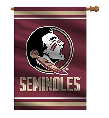 Fremont Die NCAA Florida State Seminoles House Flag, 28' x 40'