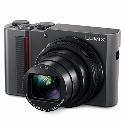 PANASONIC LUMIX ZS200 Point and Shoot Camera