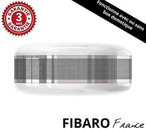 Détecteur de fumée FIBARO 4