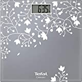Tefal pp1140 V0 Bilancia Pesapersone Classic argento/décor capacità massima 160 kg, lcd