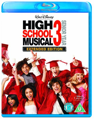 High School Musical 3 [Blu-ray] [UK Import]
