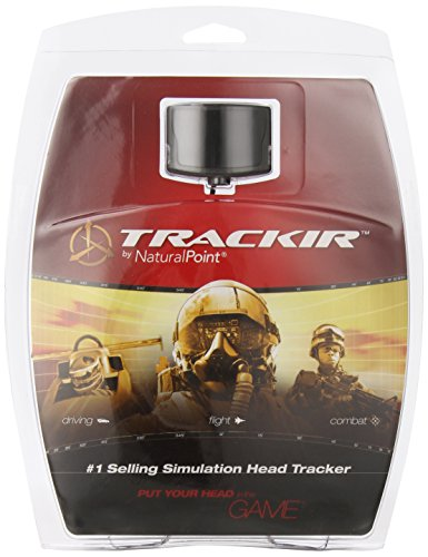 TrackIr 5 Premium Head Tracking for…