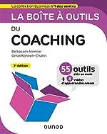 La boîte à outils du coaching - 3e éd. de Belkacem Ammiar