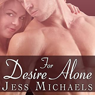For Desire Alone audiobook cover art