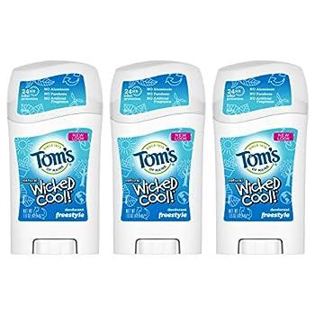 toms deodorant for kids