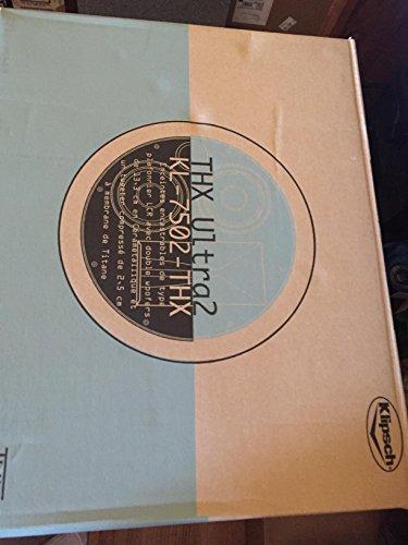 Klipsch kl-7502-thx Deckenleuchte Lautsprecher, Weiß