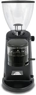 Doserless Electric Flat Burr Coffee Grinder Finish: Dark Black