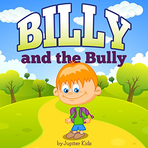 Billy and the Bully audiobook cover art