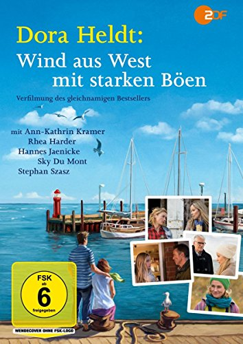 Dora Heldt: Wind aus West mit starken Böen